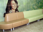 """Мягкая офисная мебель Мягкая мебель """"SBMOD17"""" за 18240.0 руб"""