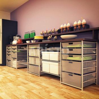Кухонные гарнитуры Кухонный ганитур навесной за 5 000 руб