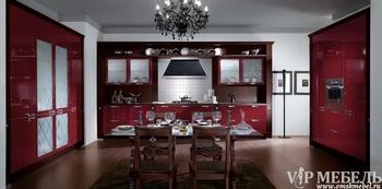 Кухонные гарнитуры Кухни от «SCAVOLINI». Коллекция «Baccarat» за 400 000 руб