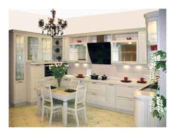 Кухонные гарнитуры Доломита за 60 000 руб