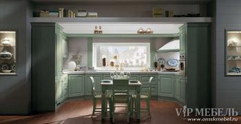 Кухонные гарнитуры Кухни от «SCAVOLINI». Коллекция «Long Island» за 400 000 руб