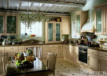 Кухонные гарнитуры Кухни от «SCAVOLINI». Коллекция «Cora» за 400 000 руб