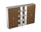 Офисная мебель Шкаф-купе для документов высокий (3 секции) за 60995.0 руб