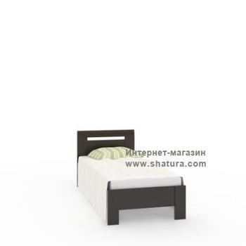 Кровати INTEGRO дуб темный за 13 240 руб