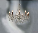 Светильник подвесной Gioiello Crystal Clear, 9 плафонов за 27800.0 руб