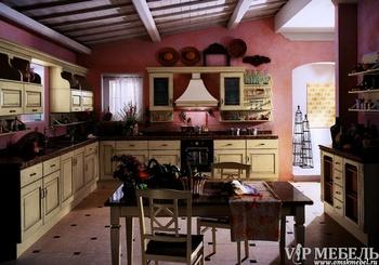 Кухонные гарнитуры Кухни от «SCAVOLINI». Коллекция «Belvedere» за 400 000 руб