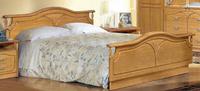 """Мебель для спальни Кровать """"Юлия"""" б/к., б/м.(1600) ММ-116-02 за 21560.0 руб"""