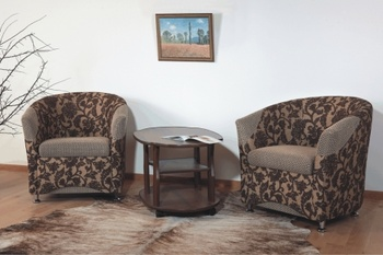 Кресла Квин 2 кресло за 7 830 руб