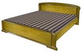 """Мебель для спальни Кровать """"Невда"""" б/к., б/м.(1800) Б-6707-13-02 за 22620.0 руб"""