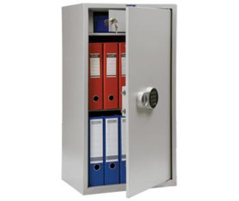 Сейфы и металлические шкафы Шкаф бухгалтерский 1-дверный SL-87T EL за 7 010 руб