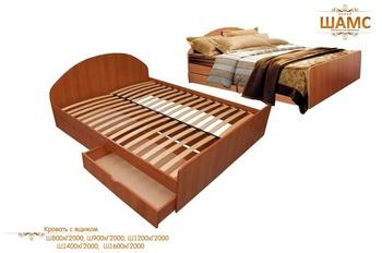 Кровати Кровать с ящиком за 5 670 руб
