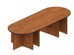 Офисная мебель Стол для переговоров за 17150.0 руб