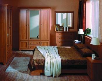 Спальни Спальня Артемида ольха за 32 000 руб