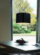 Светильник подвесной Moderne С BK, черный, хром. мет. за 12800.0 руб