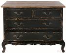 Корпусная мебель Комод Vecchio Black за 64700.0 руб