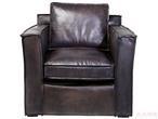 Мягкая мебель Кресло с подлокотниками Cube Big Buffalo, коричневое за 119800.0 руб