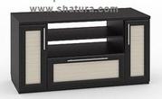 Корпусная мебель Бирма Тумба под ТВА (венге/дуб) за 7690.0 руб
