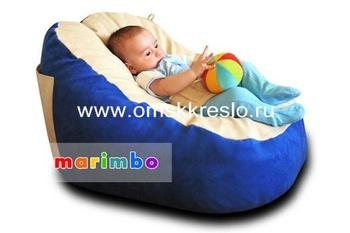 Бескаркасная мебель Лежаки BabySEAT за 3 200 руб