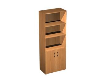 Мебель для персонала Шкаф полузакрытый за 4 480 руб