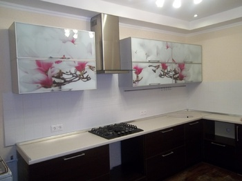 Кухонные гарнитуры Магнолия за 25 000 руб