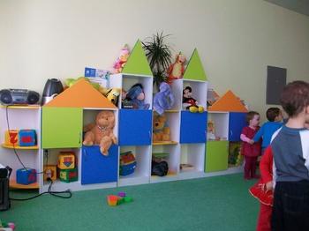 Корпусная мебель Cтенка для игрушек за 15 000 руб