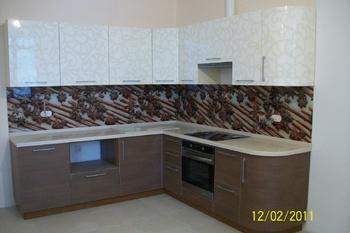Кухонные гарнитуры Краска за 20 000 руб