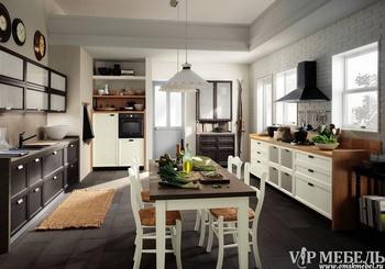 Кухонные гарнитуры Кухни от «Скаволини». Коллекция «Atelier» за 400 000 руб