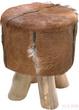 Мягкая мебель Табурет Flint Stone Round Dia 30 за 9400.0 руб