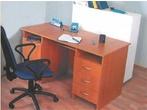 Столы и стулья Стол письменный 2х тумбовый за 3330.0 руб