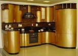 """Кухня """"золото"""" за 180000.0 руб"""