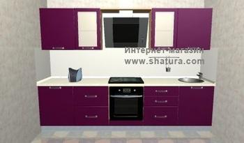 Кухонные гарнитуры Лола за 73 500 руб