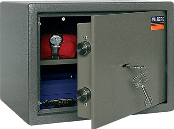 Сейфы и металлические шкафы Сейф офисный ASM-25 за 6 332 руб
