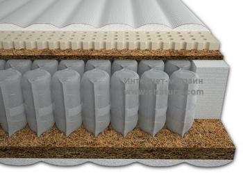 Ортопедические А варио латекс кокос за 13 990 руб
