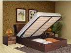"""Кровать 1600 с подъемным механизмом """"Болеро"""" за 15550.0 руб"""