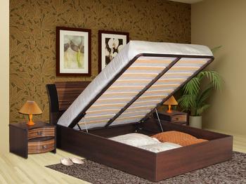 """Кровати Кровать 1600 с подъемным механизмом """"Болеро"""" за 15 550 руб"""
