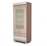 """Гостиные Шкаф с подсветкой """"Альпина"""" за 12 400 руб"""