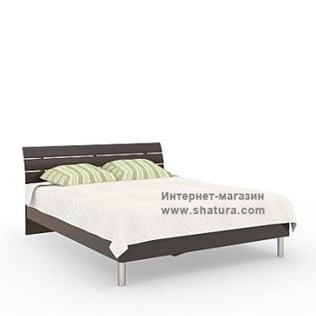 Кровати INTEGRO дуб темный за 16 630 руб