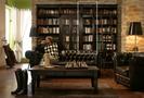 Стеллаж библиотечный Cabana узкий
