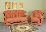Мягкая мебель Квин 5 кресло за 18270.0 руб