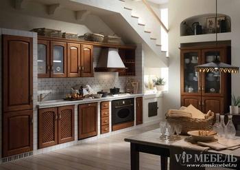 Кухонные гарнитуры Кухни от «SCAVOLINI». Коллекция «Madeleine» за 400 000 руб