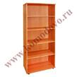 Офисная мебель Стеллаж открытый № 4 за 2200.0 руб