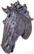 Голова лошади декоративная Horse Antico Small за 5800.0 руб