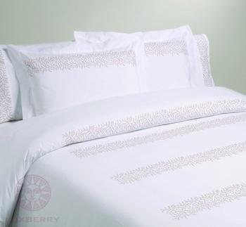 Постельное белье Постельное белье «Жемчужный узор» 1.5-спальный за 6 800 руб
