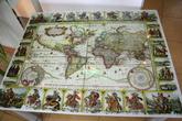 """Стол """"Карта мира"""" за 8500.0 руб"""