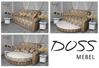 Кровати Кровать -диван Милана за 57 516 руб