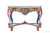 Журнальные столы Стол пристенный Ibiza Fantasia за 66500.0 руб