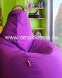 """Мягкая мебель BeanBag LUXE """"Фиолетовый"""" за 3699.0 руб"""