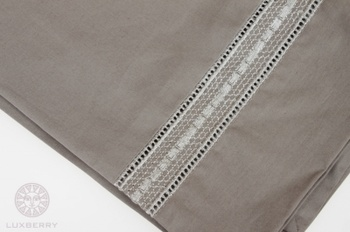 Постельное белье Постельное белье «Акцент» Евро за 10 400 руб