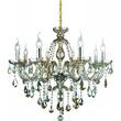 Arte Lamp Италия A2590LM-8CC за 38500.0 руб