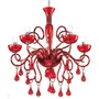 Ideal Lux Италия LILLY_SP5_ROSSO